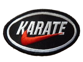 Karate-Patch