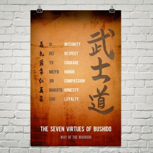 virtues Karate-Quotes