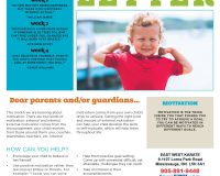 Parent/Guardian Newsletter | Kid Skill Sheet – January 2020