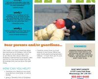 Parent/Guardian Newsletter | Kid Skill Sheet – June 2021